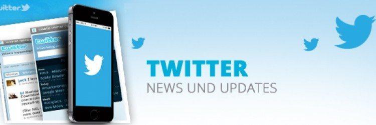 Twitter News und Updates