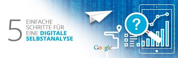 So wird deine Seite bei Google gefunden – Digitale Selbstanalyse in 15 Minuten